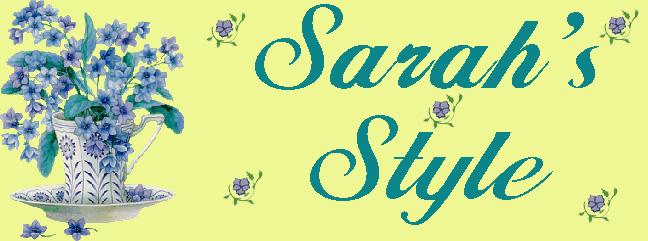 Sarah's Style